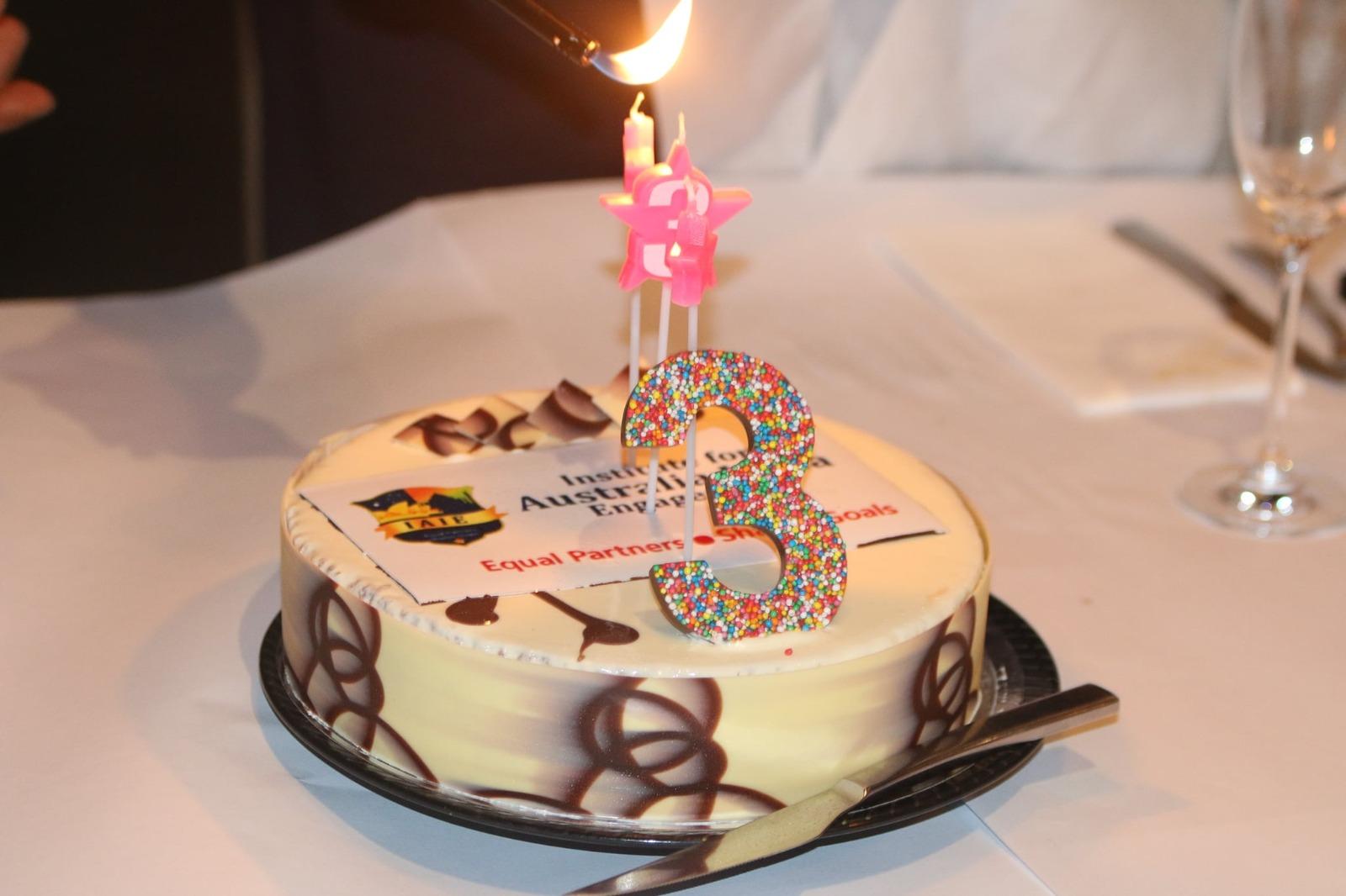 IAIE Celebrates 3rd Foundation Day